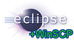 Eclipse PHP PDT FTP WinSCP